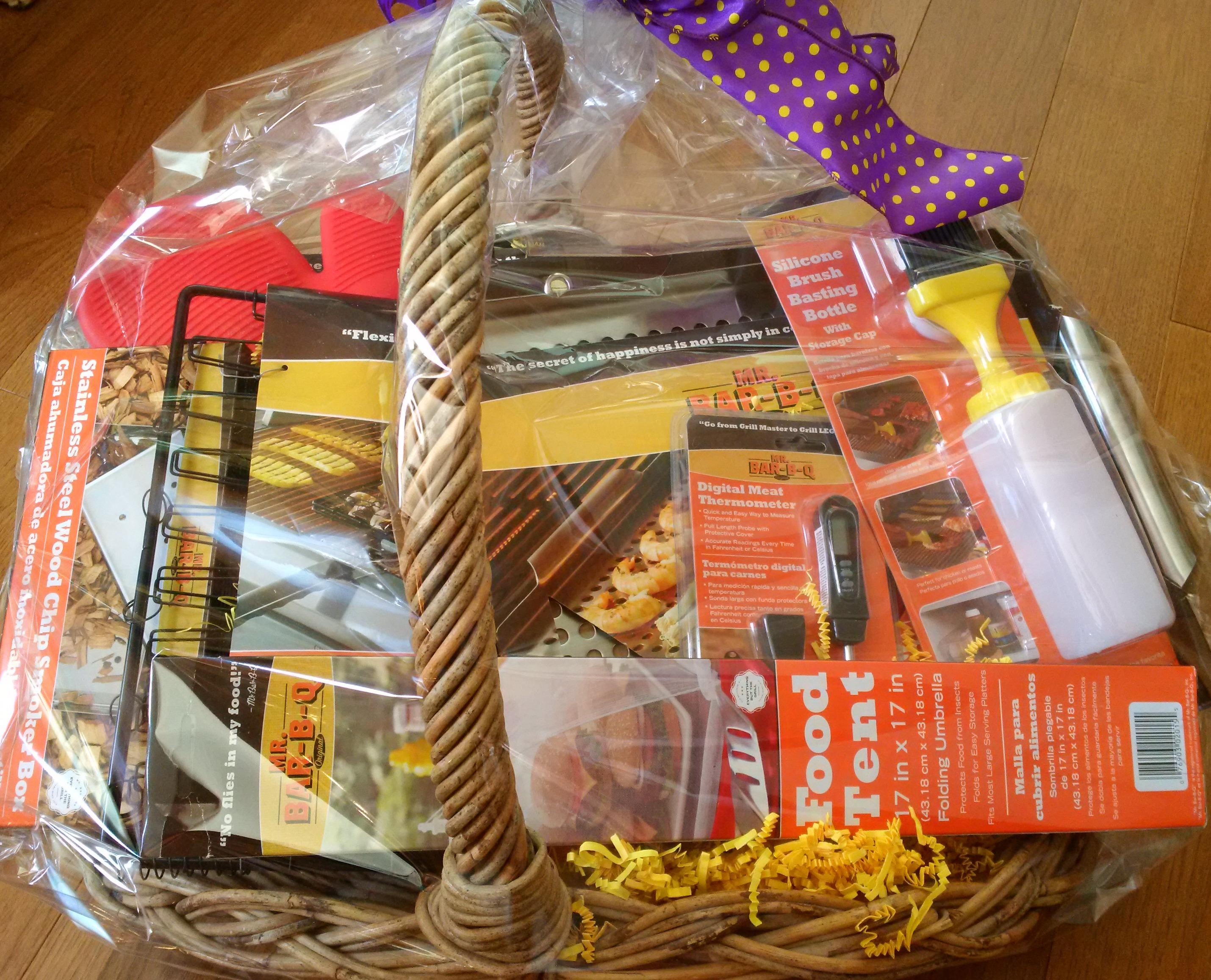 Blue Rhino Mr Bar B Q Products Basket Acnh Benefit Sale